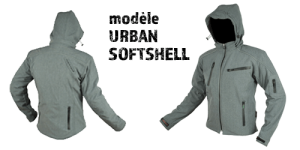 Download / View Pictures of the Urban Softshell NON-PPI Jacket