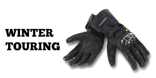 Download / View Pictures of the Touring PPI Gloves