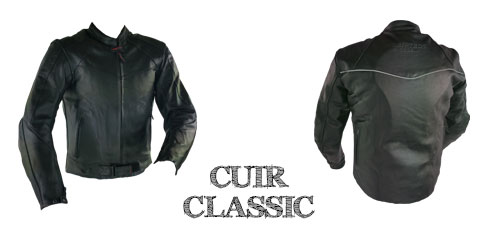 Download / View Pictures of the Cuir Classic NON-PPI Jacket